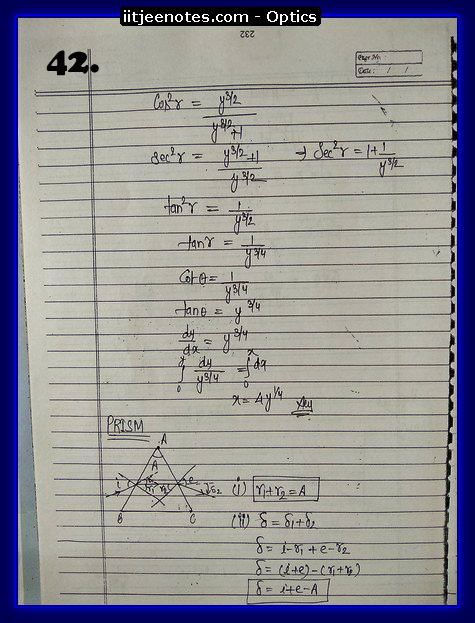 optics notes cbse2
