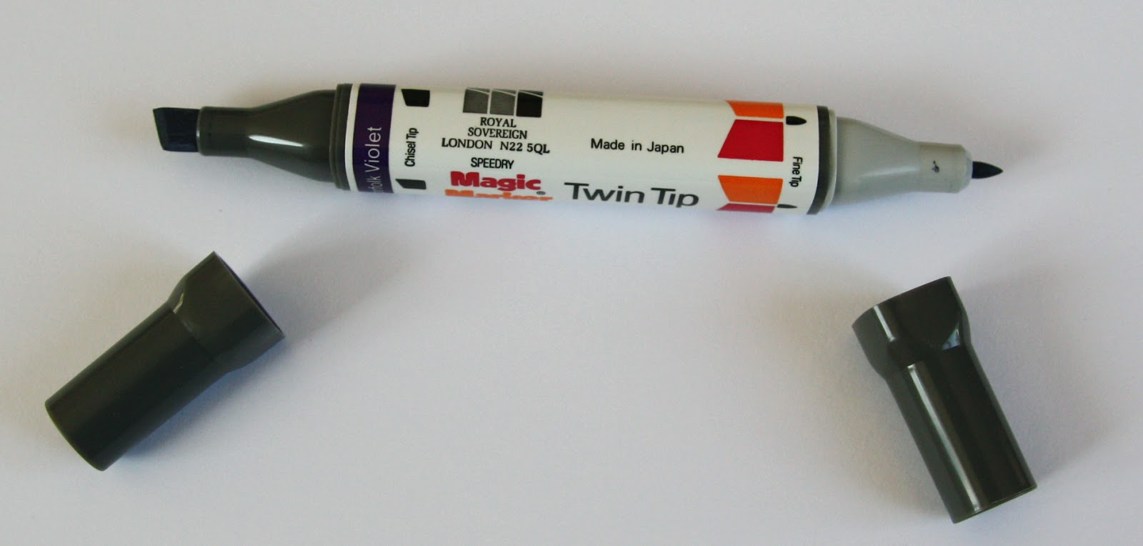 Markers Guild: Magic marker twin tip