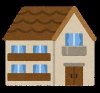 家のイラスト3