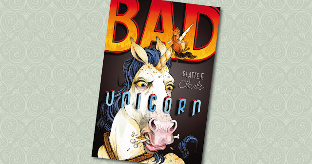 Bad Unicorn Cover