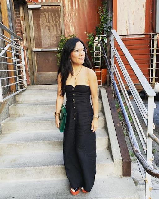 Ali Wong panties