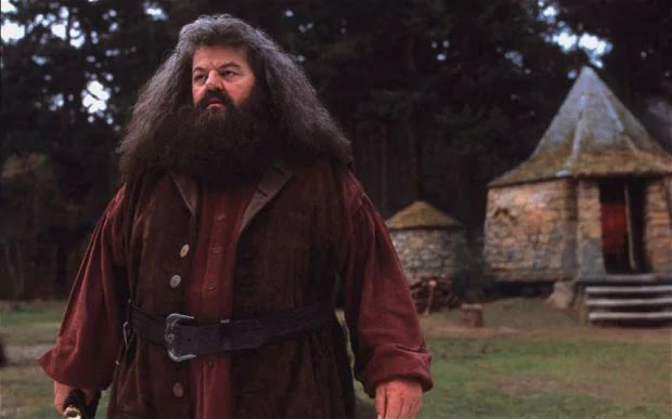 Robbie Coltrane, Harry Potter and the Prisoner of Azkaban