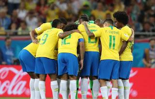 Brasil tenta primeira vitória na Copa diante da Costa Rica