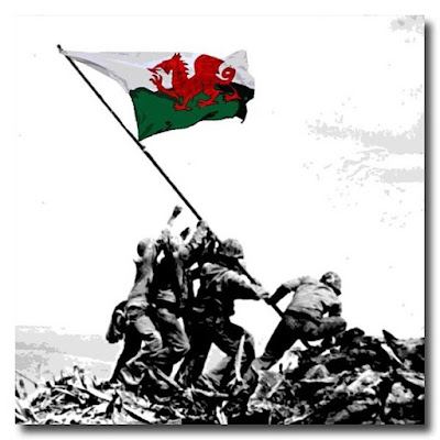 Tales From Wales Magazine Spring 2018 - Raising the Flag for Welsh Writers