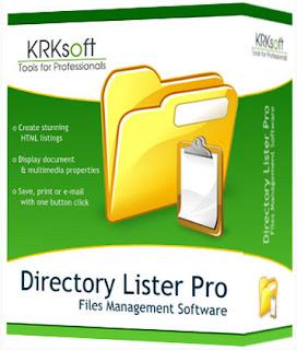 Directory Lister Pro 2.12 Multilingual Full Crack