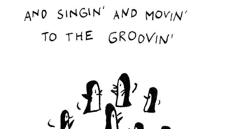 Sketchbook: 365 Songs: 257. Play That Funky Music