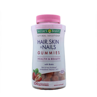 Nature's Bounty Hair, Skin and Nails Gummies