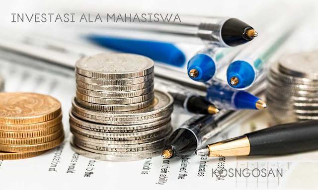 peluang investasi mahasiswa pelajar