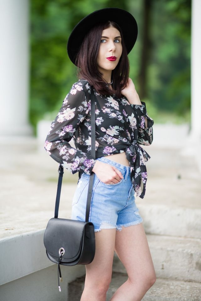 styl boho na lato blogerka