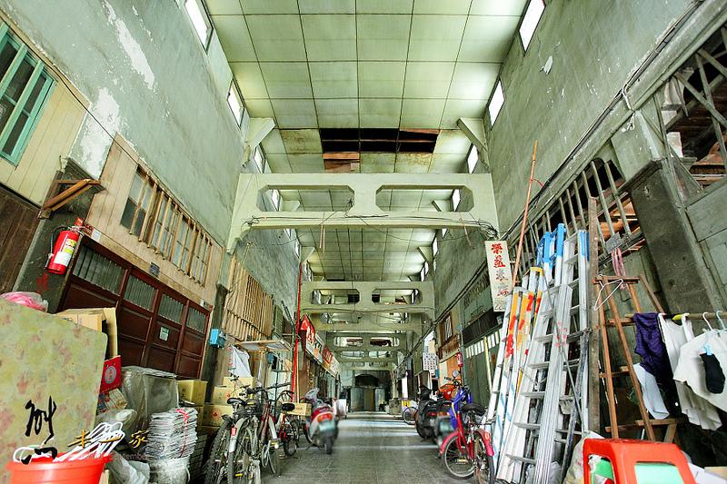 台南百年歷史景點|西市場|大菜市|西門商圈~日治時期全台灣最華麗的市場