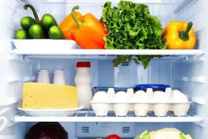 Di Kulkas Anda Harus Selalu Terisi Dengan 5 Makanan Ini