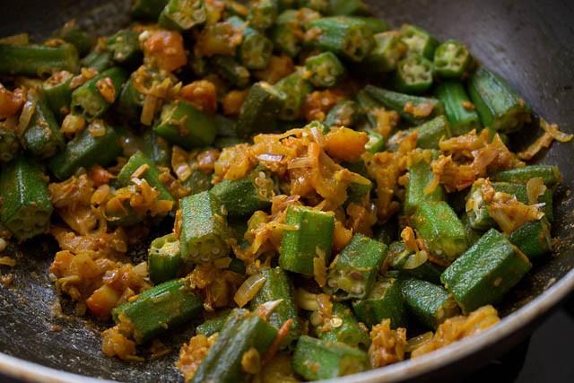 Bhindi | Bhindi Recipe