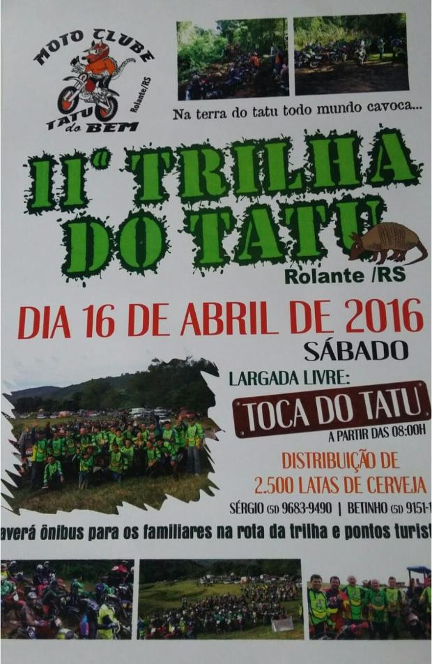Rolante-RS, 16 Abr 16