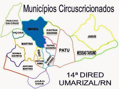 14ª DIRETORIA REGIONAL DE EDUCAÇÃO - DIRED