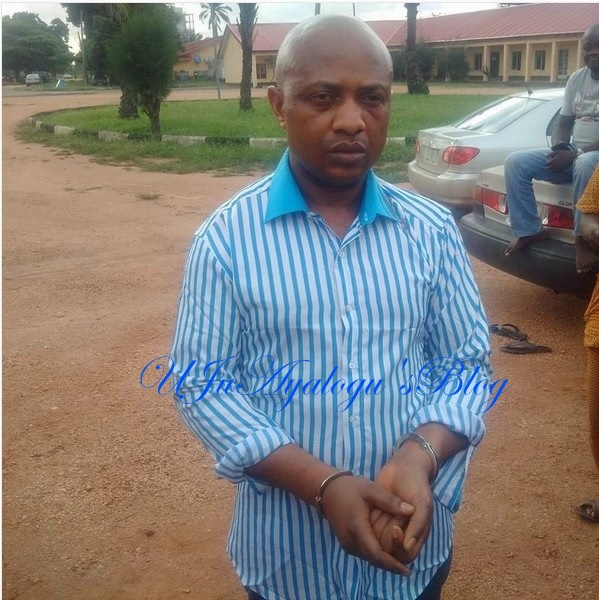 Notorious Evans Uses N4.6m Anti-tracking Phones, 126 Reg. Sims; How His 4 Girlfriends, Sister Aided His Arrest - Police