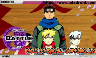 Download Boruto Battle the Ninja Senki by Ragil Apk