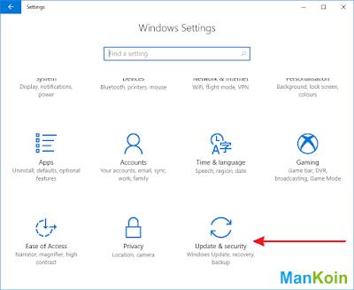 cara mematikan windows 10 upgrade assistant