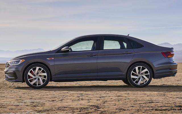 Novo VW Jetta GLI 2019 2.0 TSI