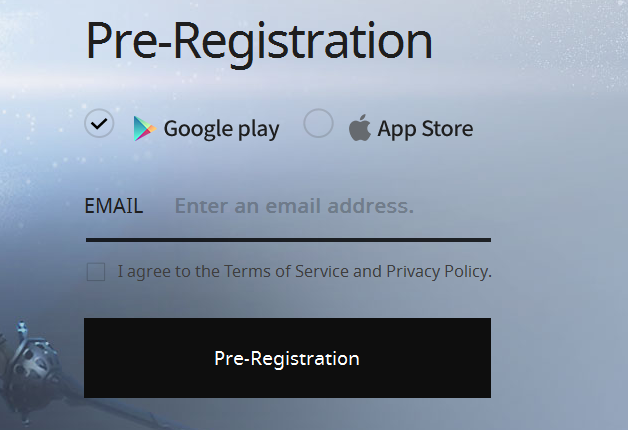 Destiny 6 pre register