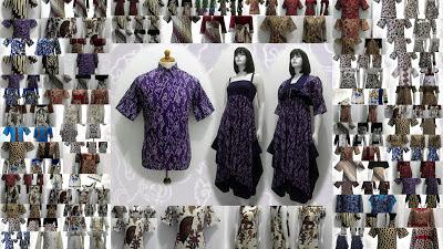 MOTIF BAJU BATIK PEKALONGAN Kain Batik Modern Pria Wanita Terbaru