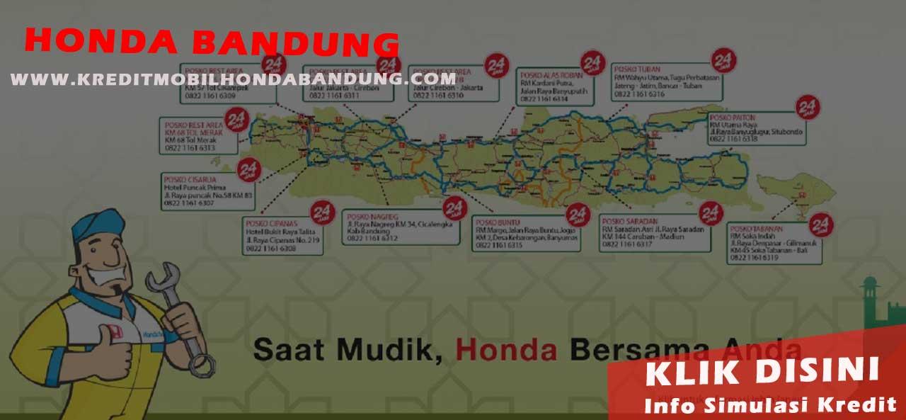 Info Mudik Honda 2016