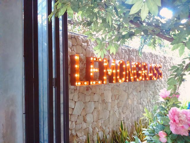 Lemongrass Resto Bogor