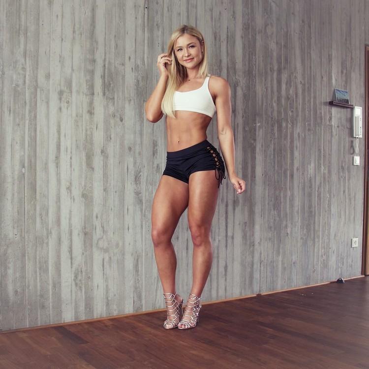 Best Female Fitness Models 2017 Sophia Thiel