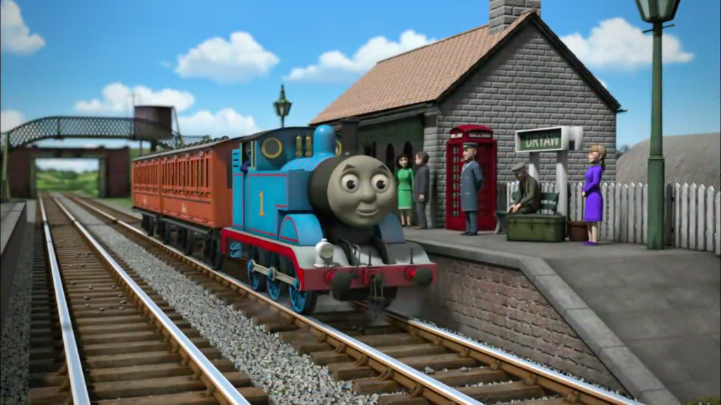 Thomas and friends the switch season 17 / The new worst