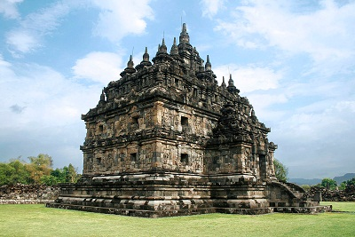 Tempat Bersejarah di Indonesia Candi Plaosan