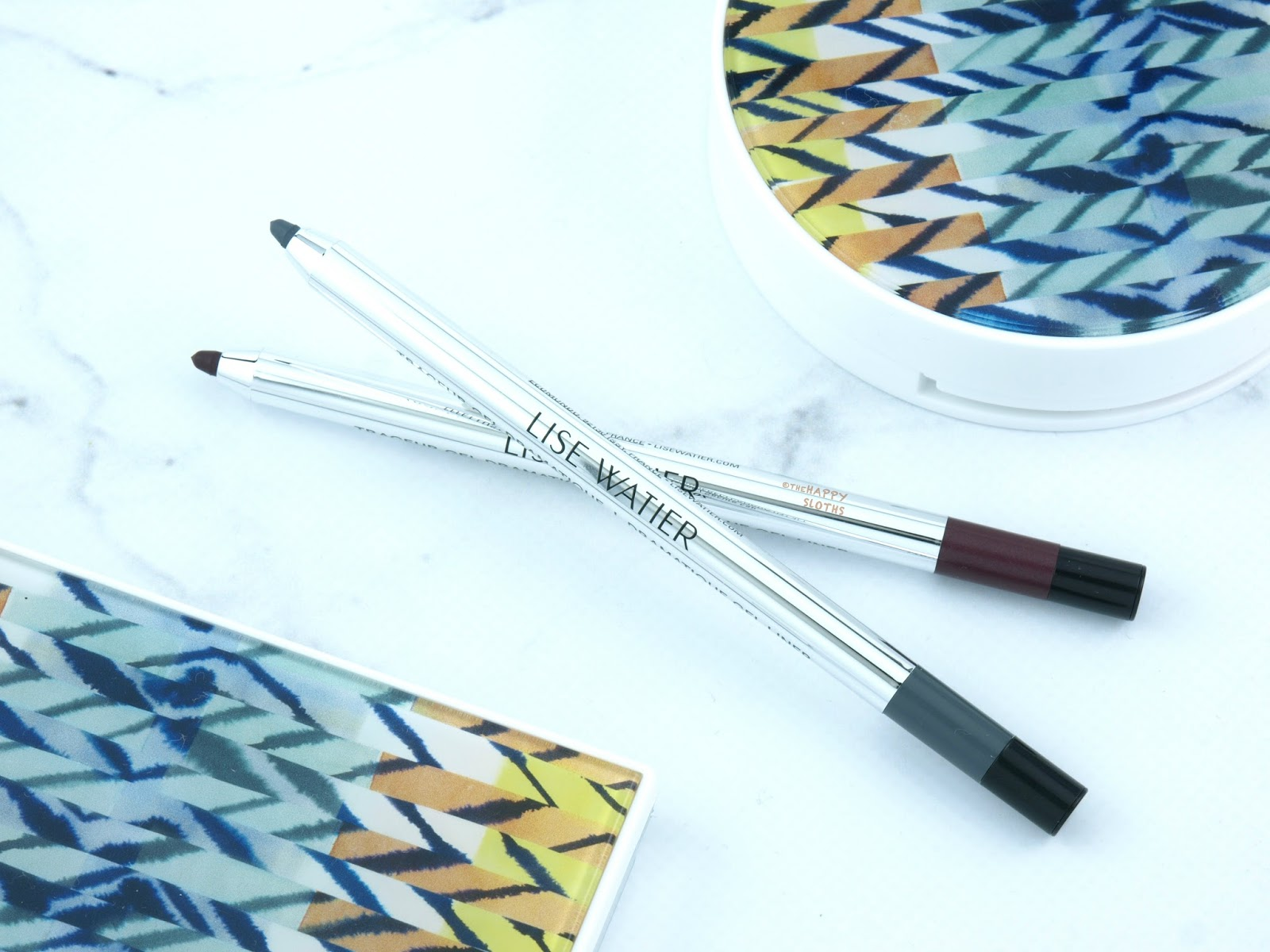 Lise Watier Summer 2017 Luxotika Dramatique Gel Liner: Review and Swatches