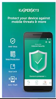 Protect Kaspersky Mobile Antivirus
