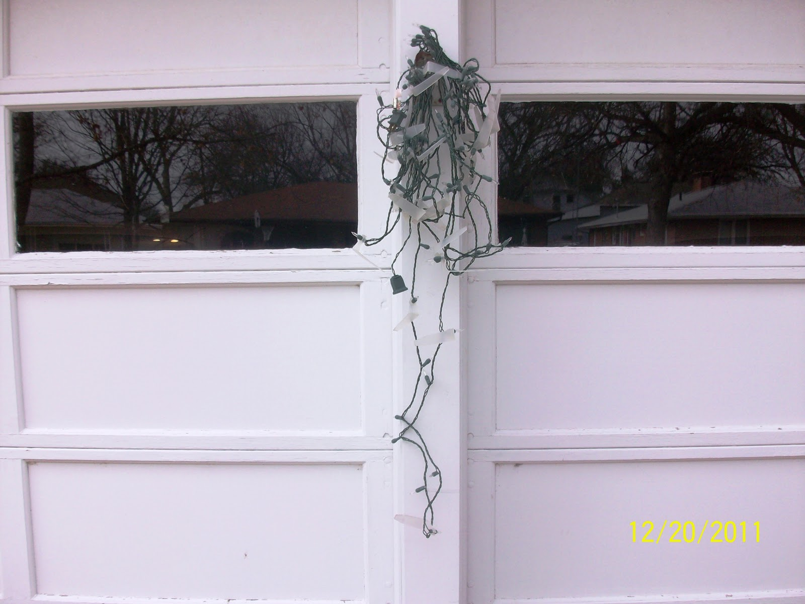 The Crow S Nest Outdoor Christmas Decorations