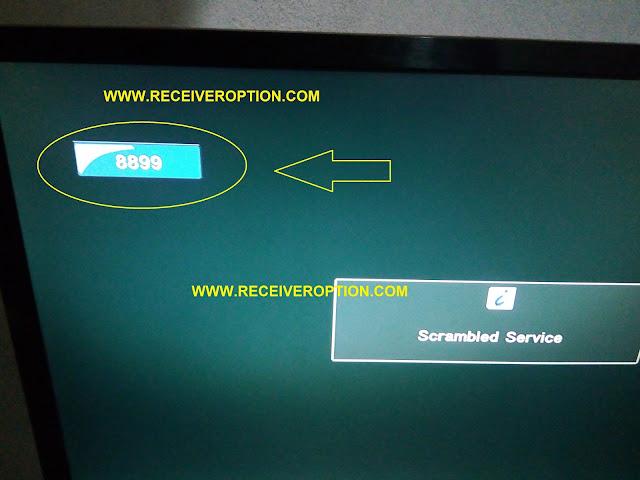 SUPER GOLDEN LAZER 4000 HD RECEIVER BISS KEY OPTION