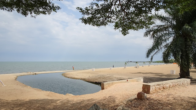 A place to relax in Bujumbura