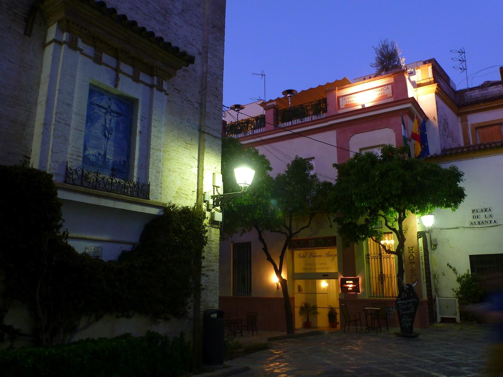 El Portal De Susana Palacio Alcázar Un Hotel Con Encanto