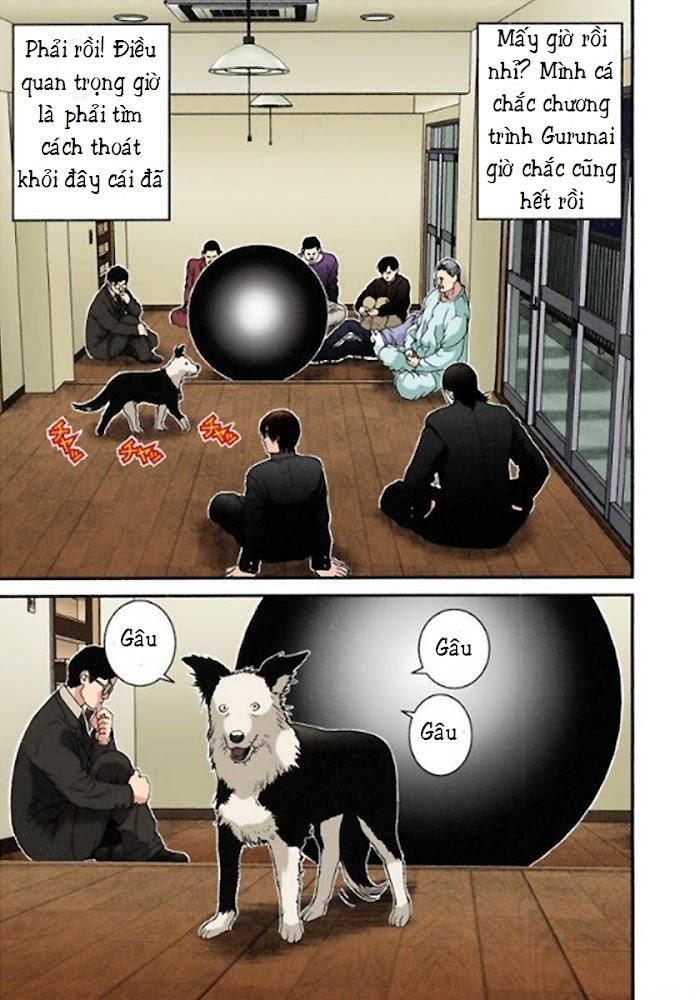 Gantz Chap 02: Căn phòng bí ẩn trang 12