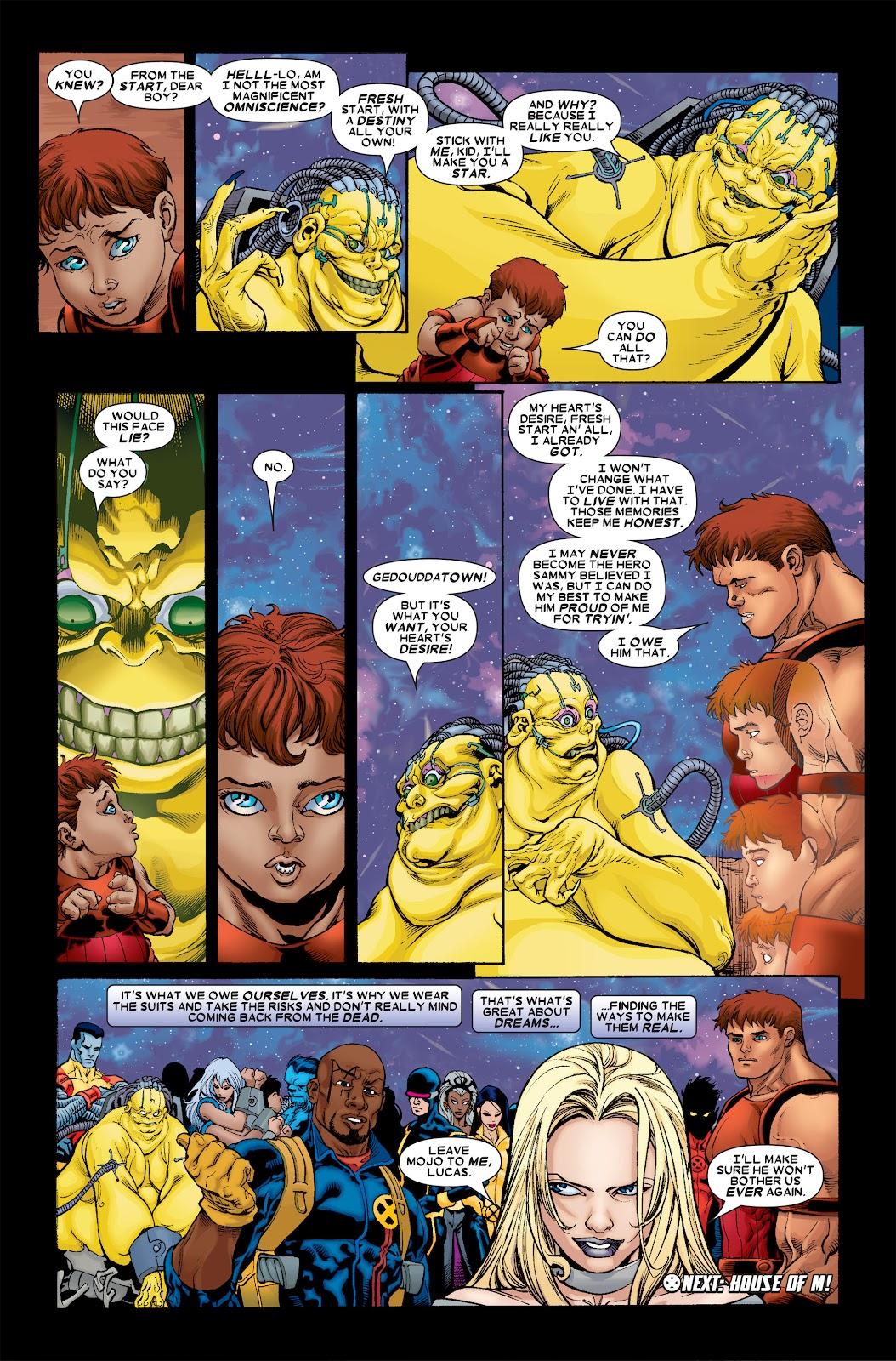 Uncanny X-Men (1963) issue 461 - Page 23