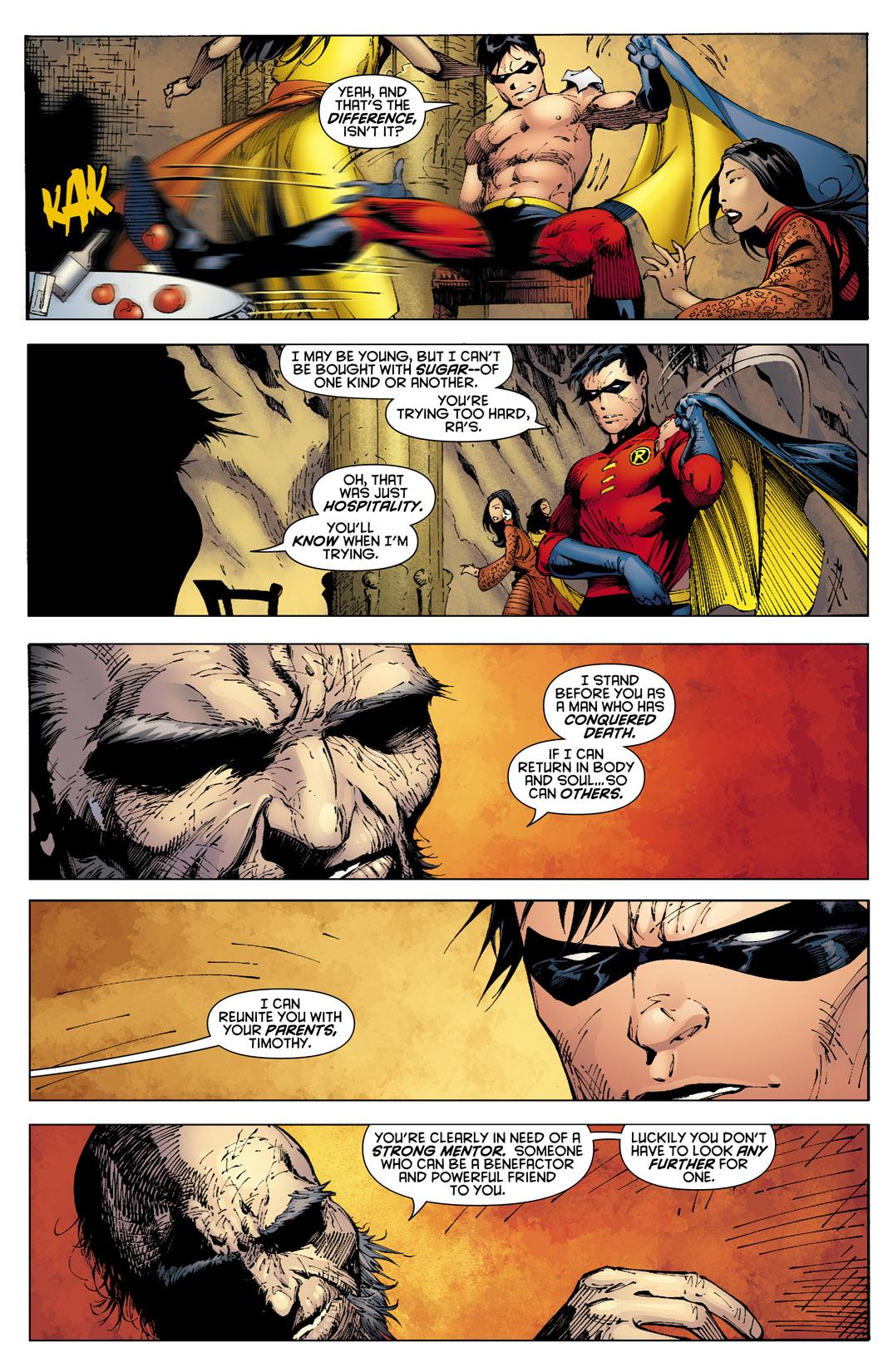 Detective Comics (1937) 838 Page 5