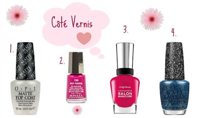 wishlist vernis blog