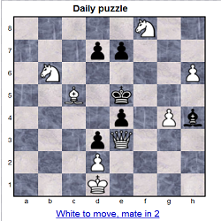 Daily Chess Puzzles Online