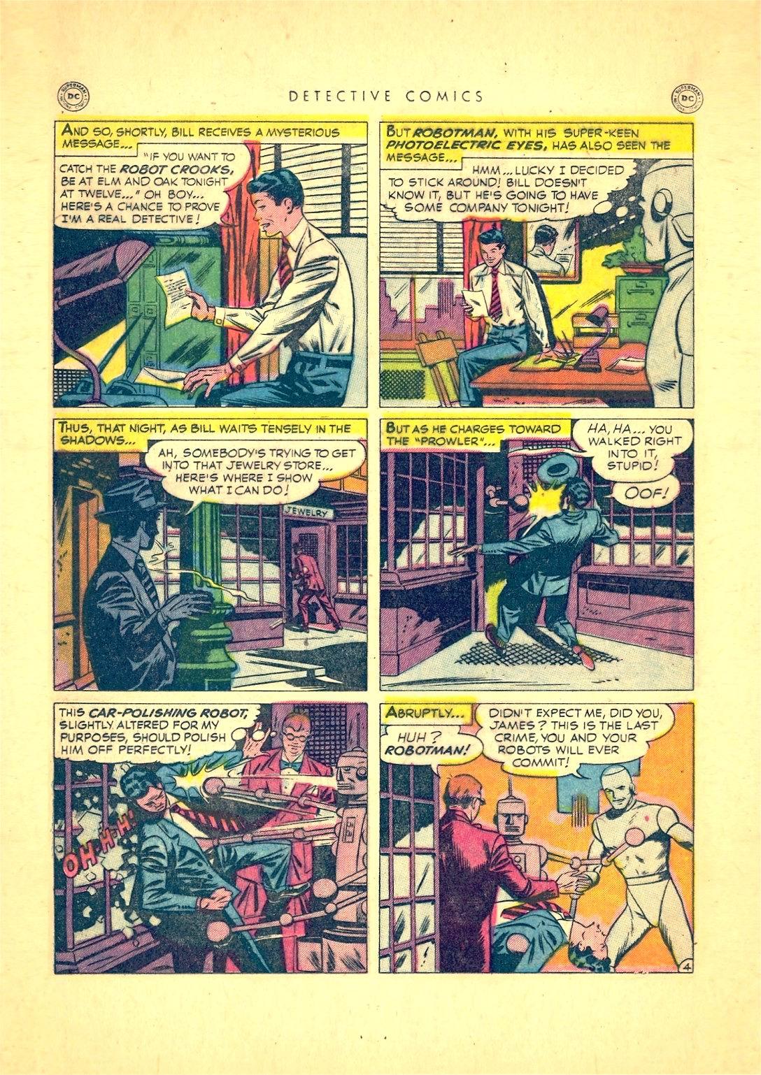 Read online Detective Comics (1937) comic -  Issue #166 - 30