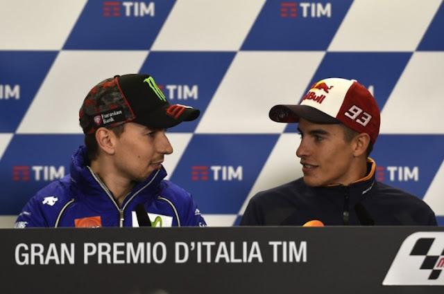 Di Sepang, Lorenzo ingin dihormati. Marquez : Caci maki fans Rossi tidak merubah titel saya