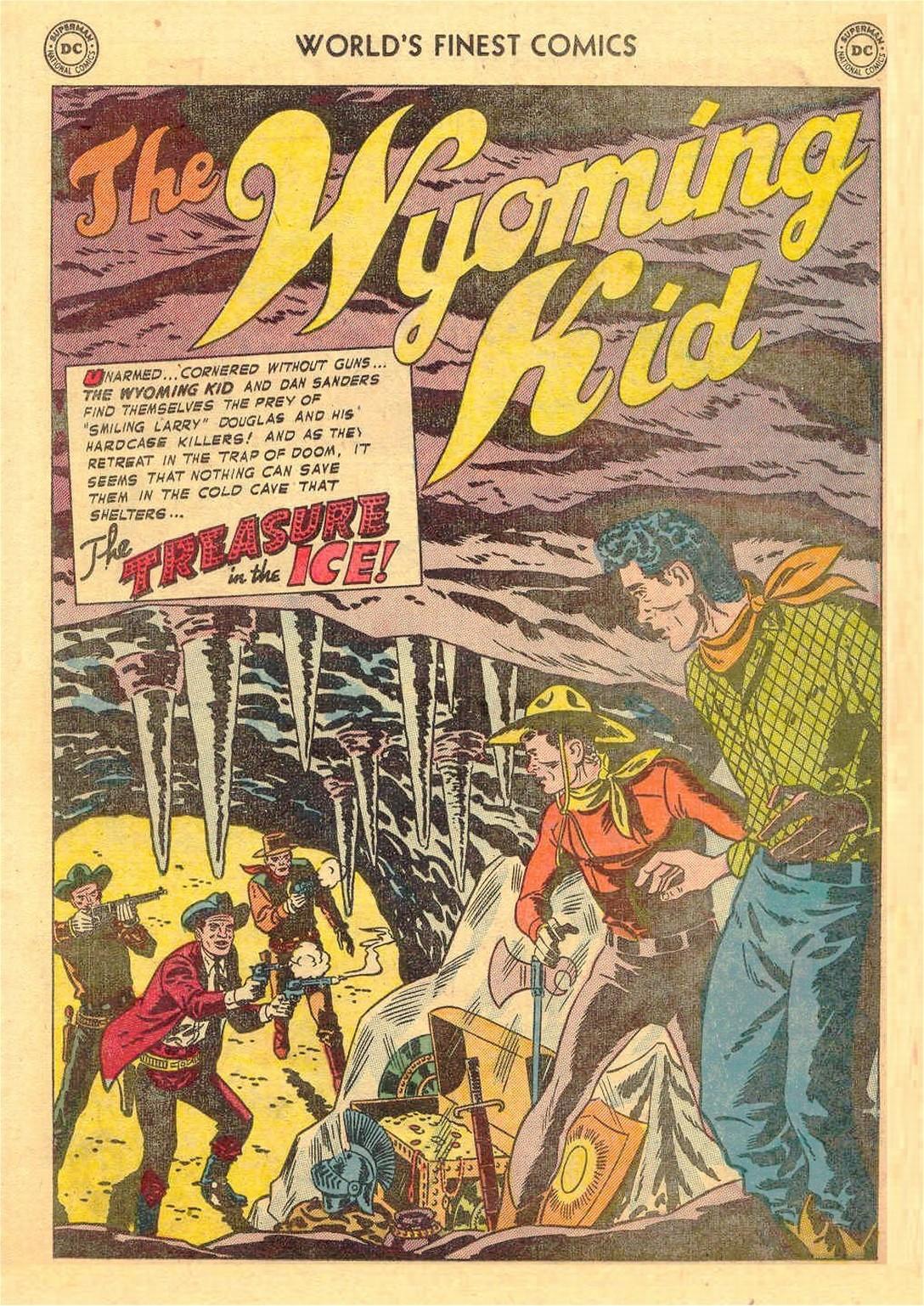 Read online World's Finest Comics comic -  Issue #58 - 29