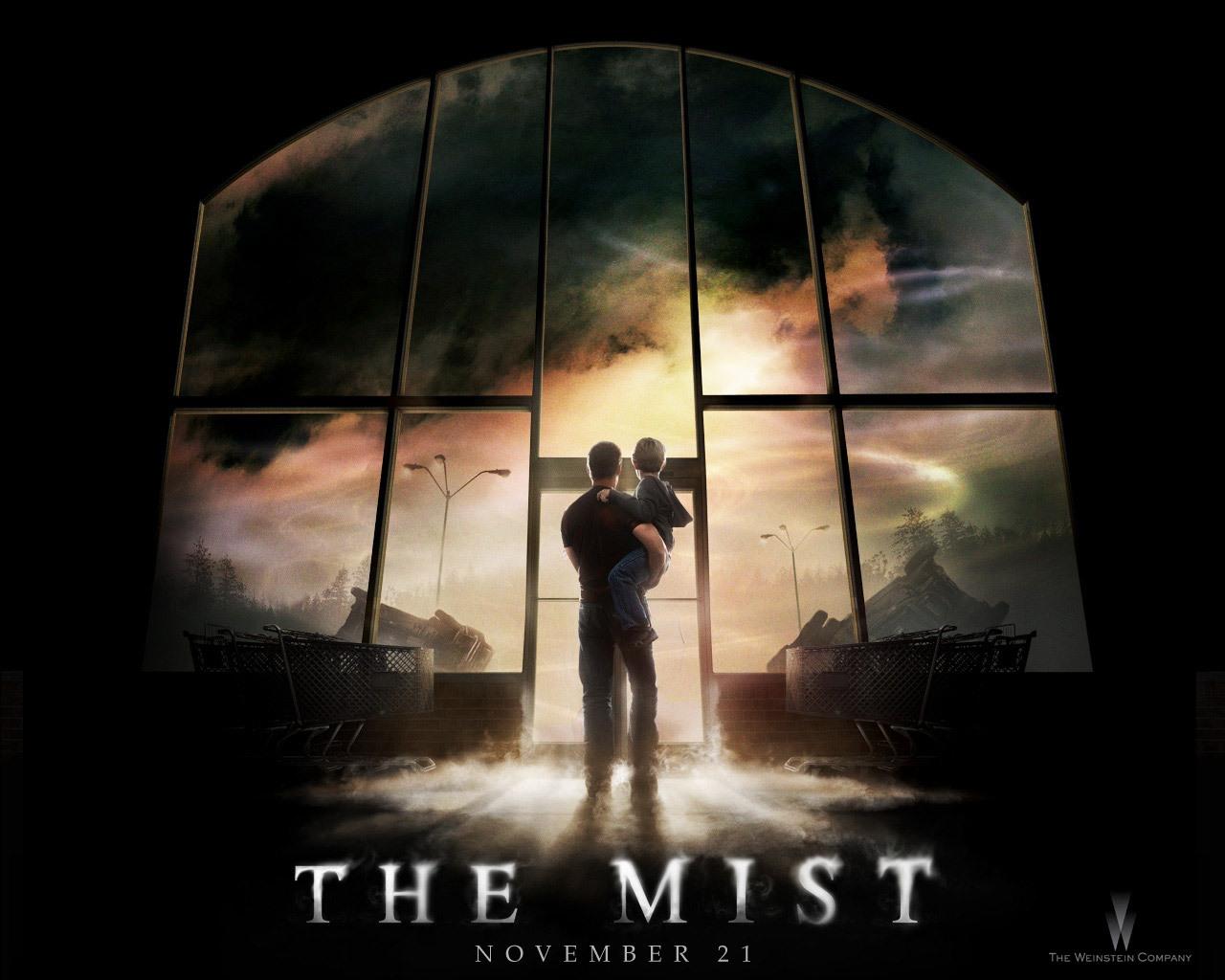 """Mundo Tentacular: Cinema Tentacular: O Nevoeiro (""""The Mist"""") - """"O ..."""