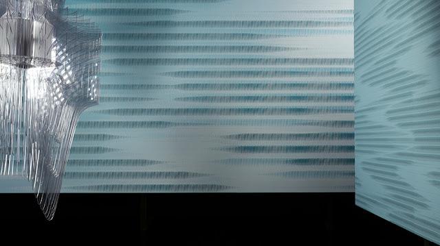türkiissinistes toonides tapeedid Zaha Hadid
