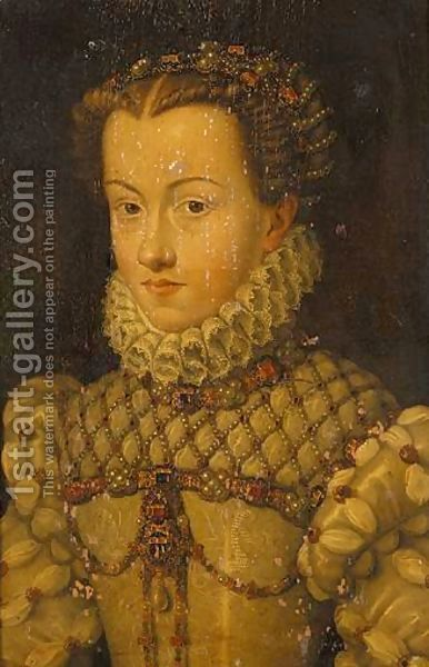 The 21st Century Take On Elizabethan Plaits Redheads And