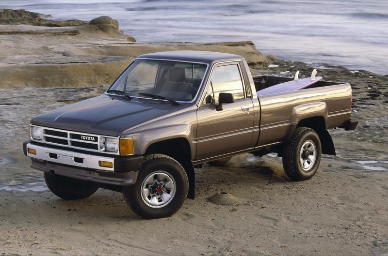 1988 Toyota 4x4 Truck