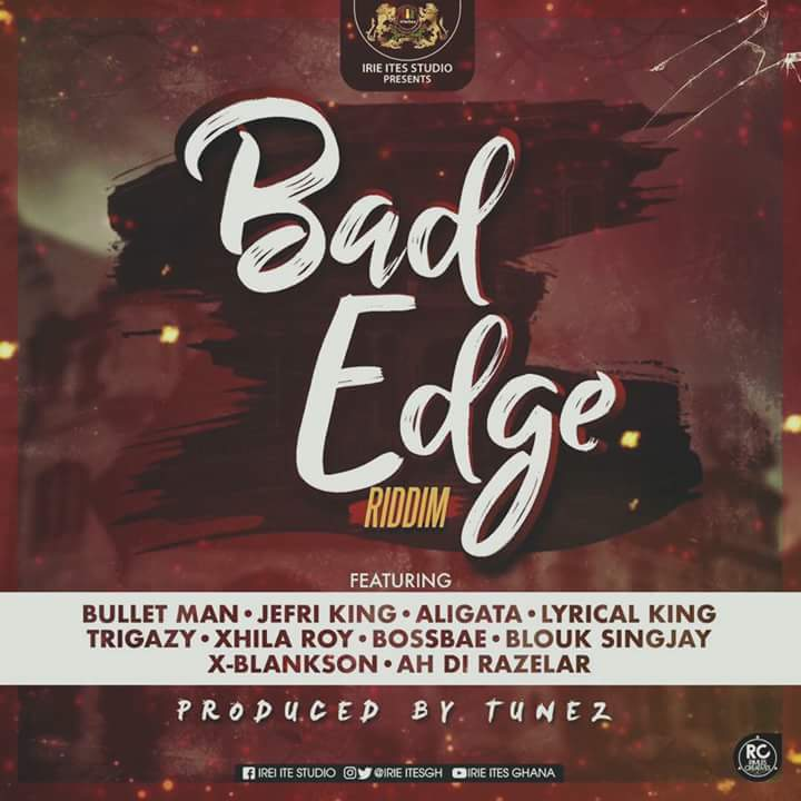 """Irie Ites Studio Announces To Release """"Bad Edge"""" Riddim Album This Friday, Medley Video Comes Out A Week After"""