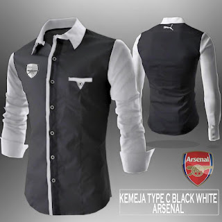 Kemeja Arsenal