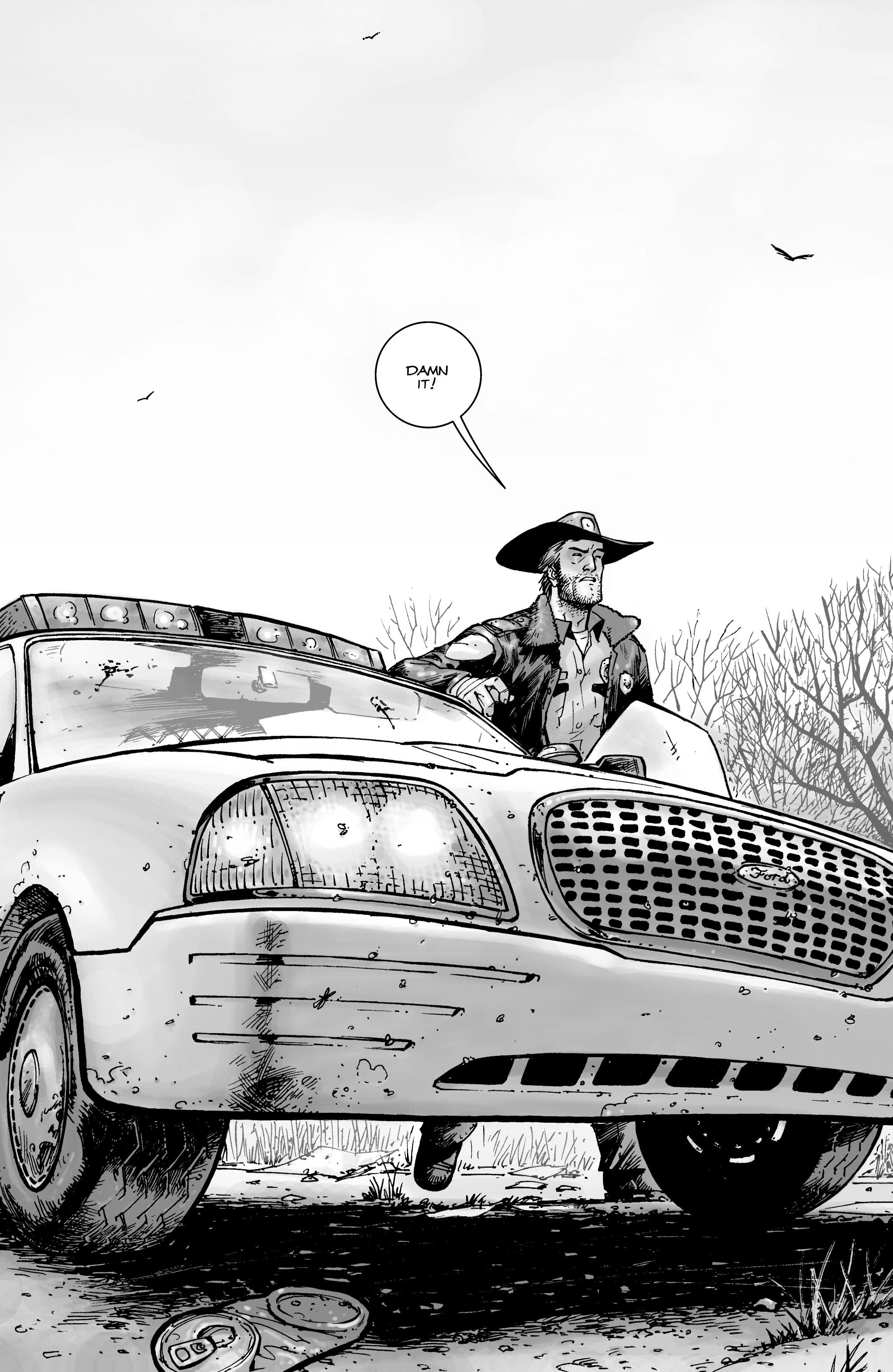 The Walking Dead issue 2 - Page 4
